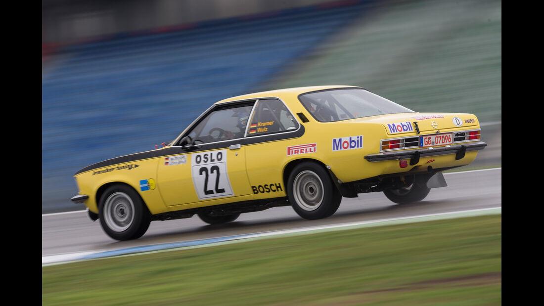 Drift-Autos, Irmscher, Opel Commodore B GS/E, Seitenansicht