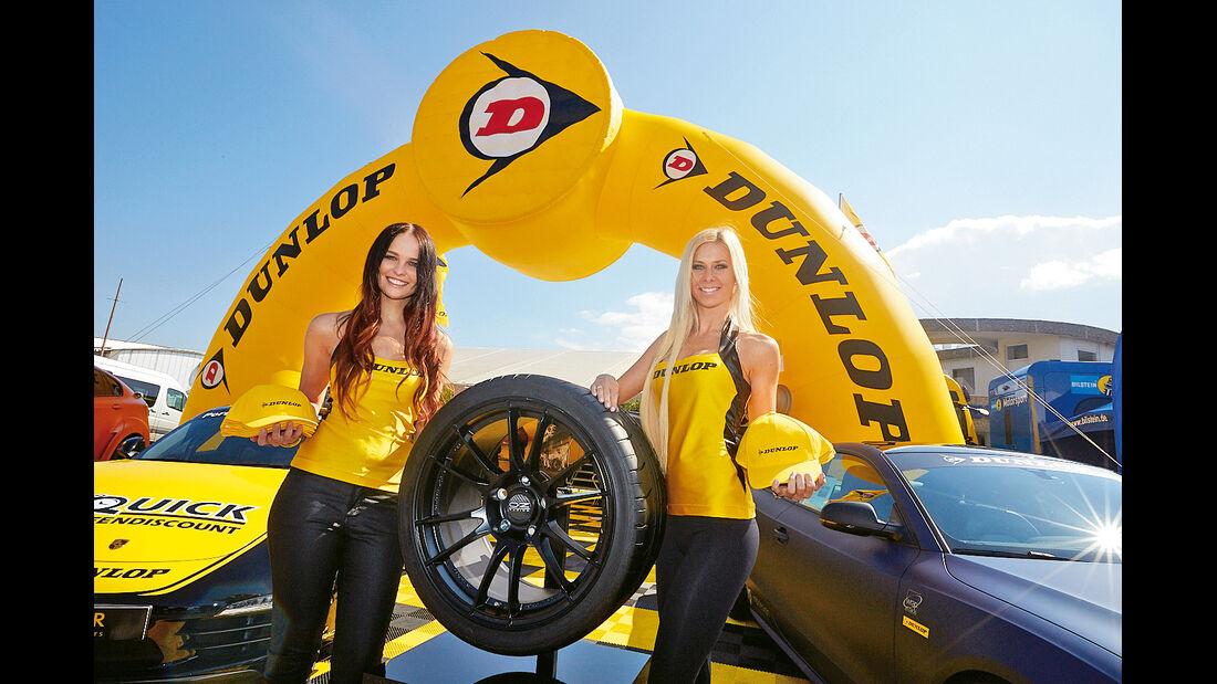 Drift Challenge 2013, Dunlop, Grid Girls