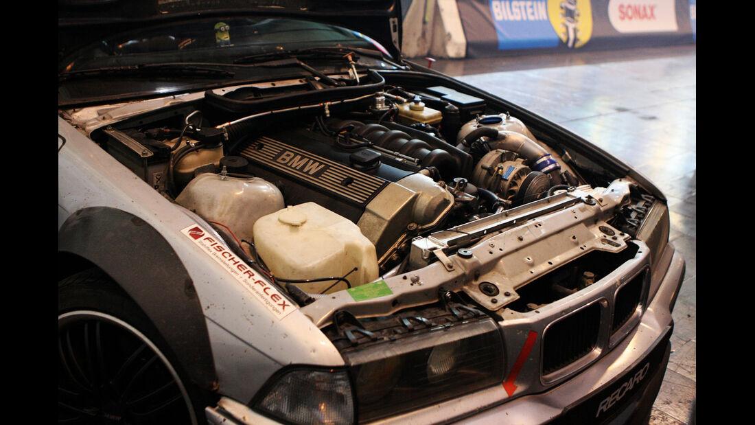 Drift-Challenge 2013, Essen Motor Show