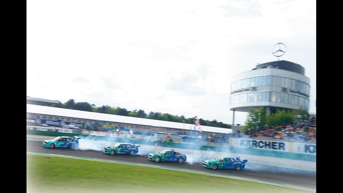 Drift Challenge 2013, Falken-Driftteam