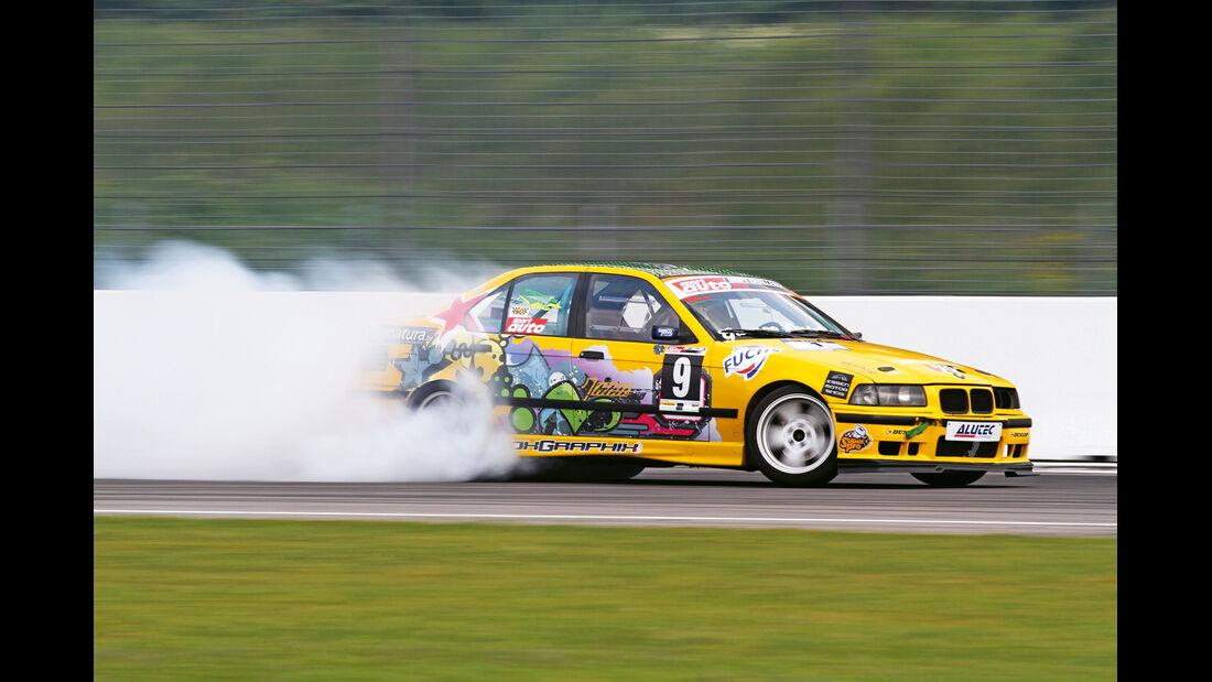 Drift Challenge 2013, Kevin Corsius