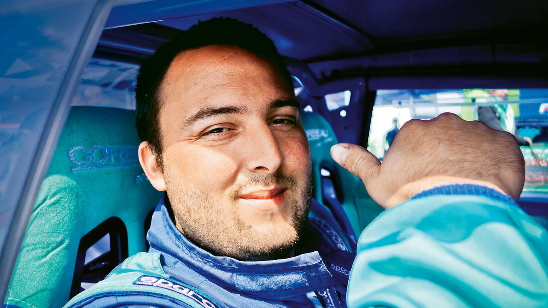 Drift Challenge 2013, Matt Carter