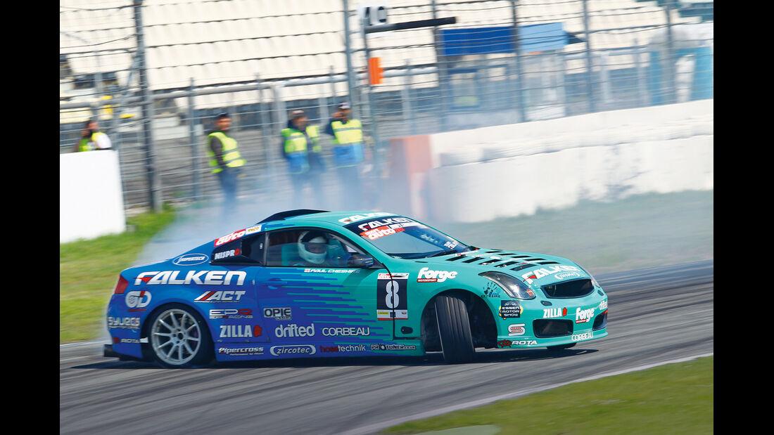 Drift Challenge 2013, Paul Ceshire