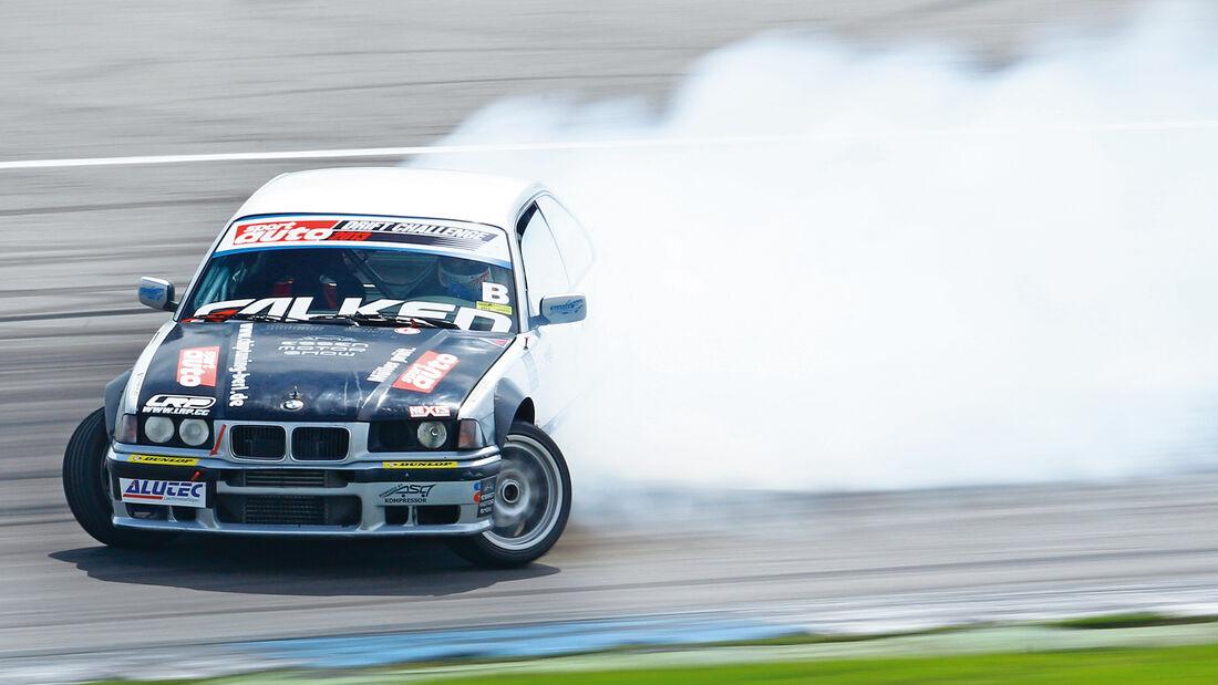 Drift Challenge 2013, Uwe Sener, BMW 328i