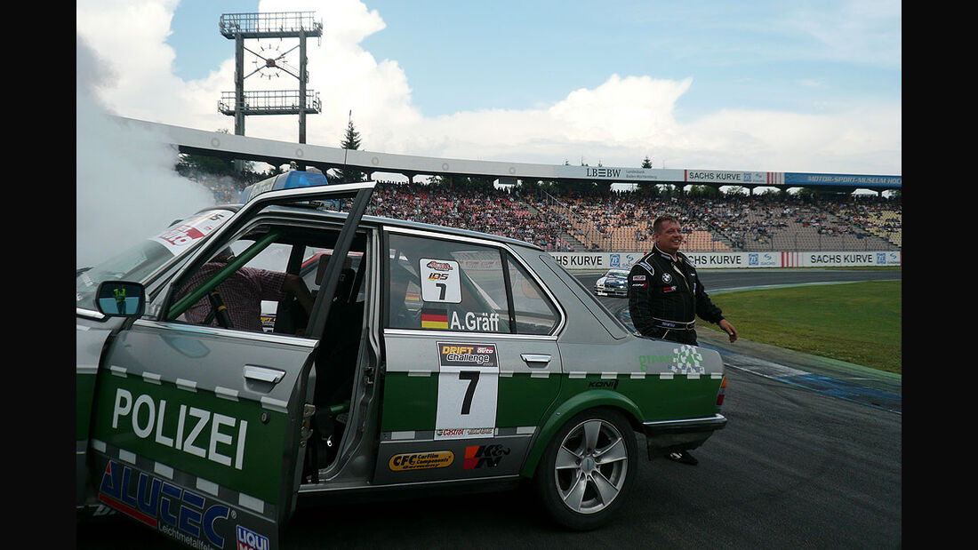 DriftChallenge 2009 Hockenheimring