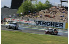 DriftChallenge 2009 Training Hockenheimring