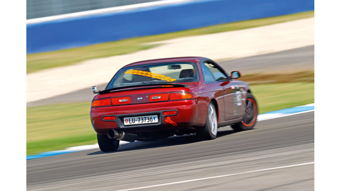 DriftChallenge, Andreas Distel