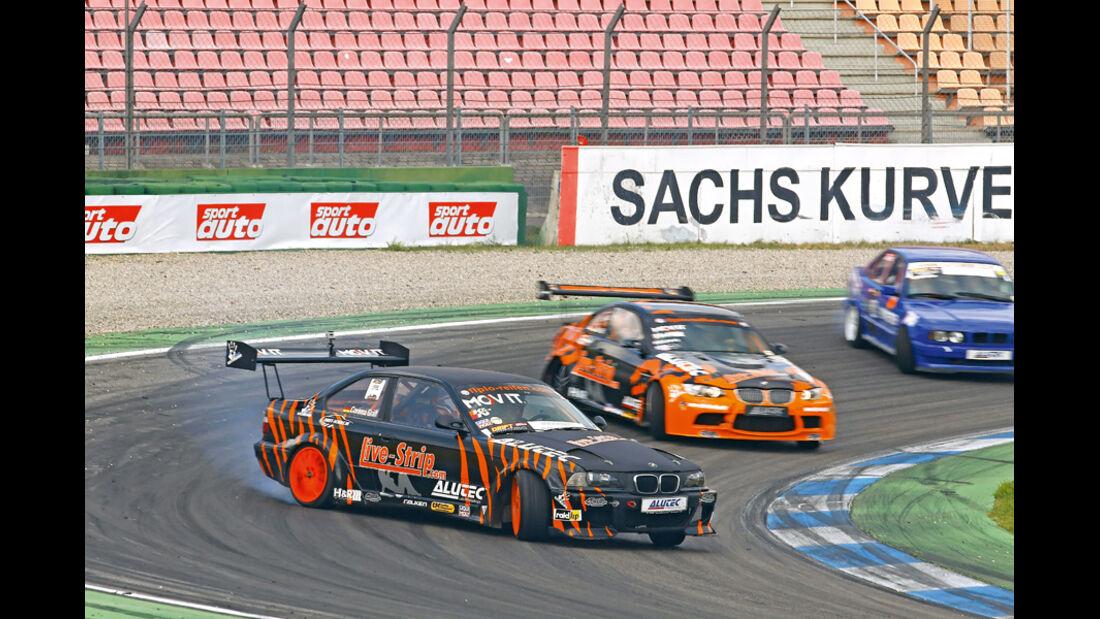 DriftChallenge, BMW 318i