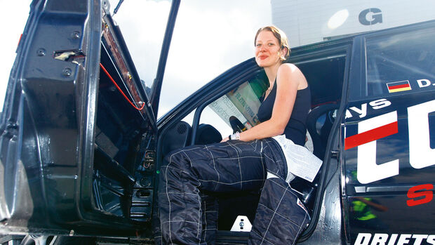 DriftChallenge, Denise Ritzmann, BMW E30 Touring