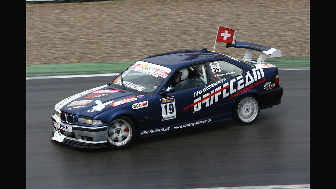 DriftChallenge Hockenheim 2009