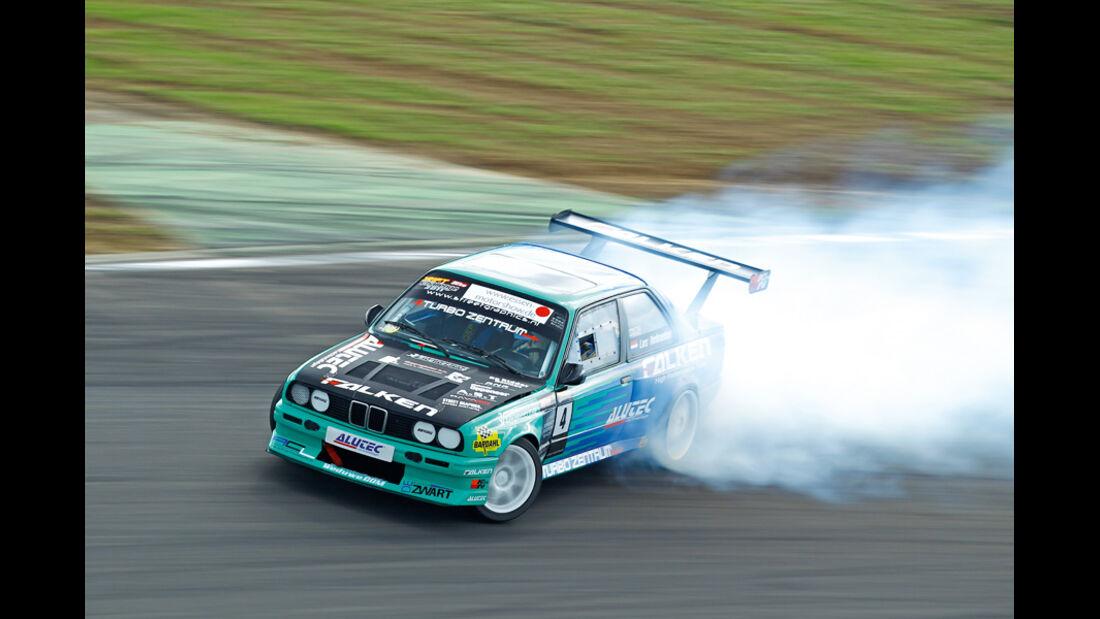 DriftChallenge, Lars Verbraeken, BMW E30 M3