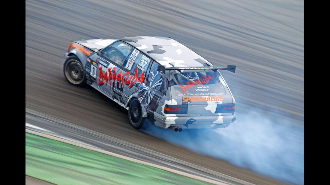 DriftChallenge, Michael Sahli, BMW E30 Touring