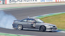 DriftChallenge, Nissan 200 SX S14, Kurvenfahrt