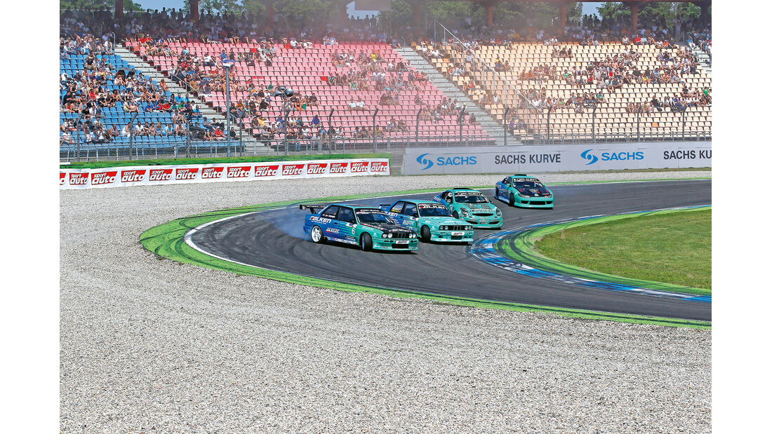 Driftteam Falken Motorsport