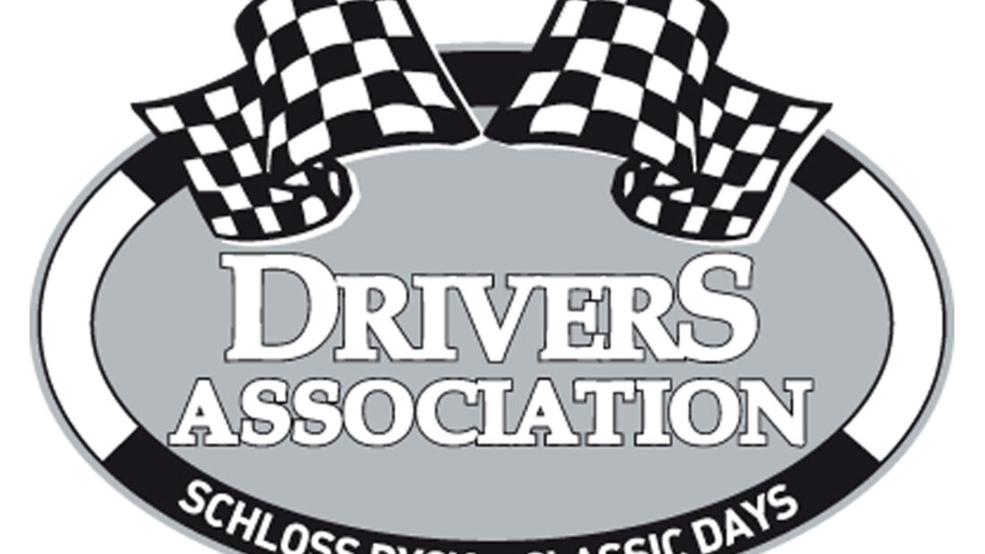 Drivers Association, Classic Days, Schloss Dyck, Logo