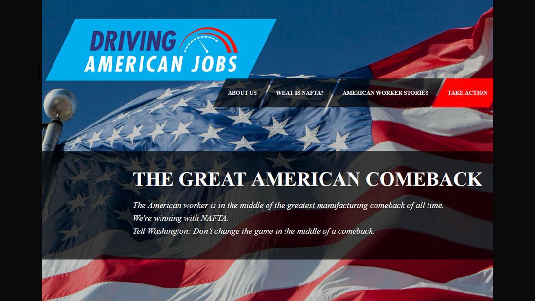 Driving American Jobs