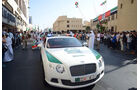 Dubai Police Cars - Polizeiautos Dubai - Bentley Continental GT