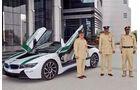 Dubai Police Departement - Polizeiauto - BMW i8
