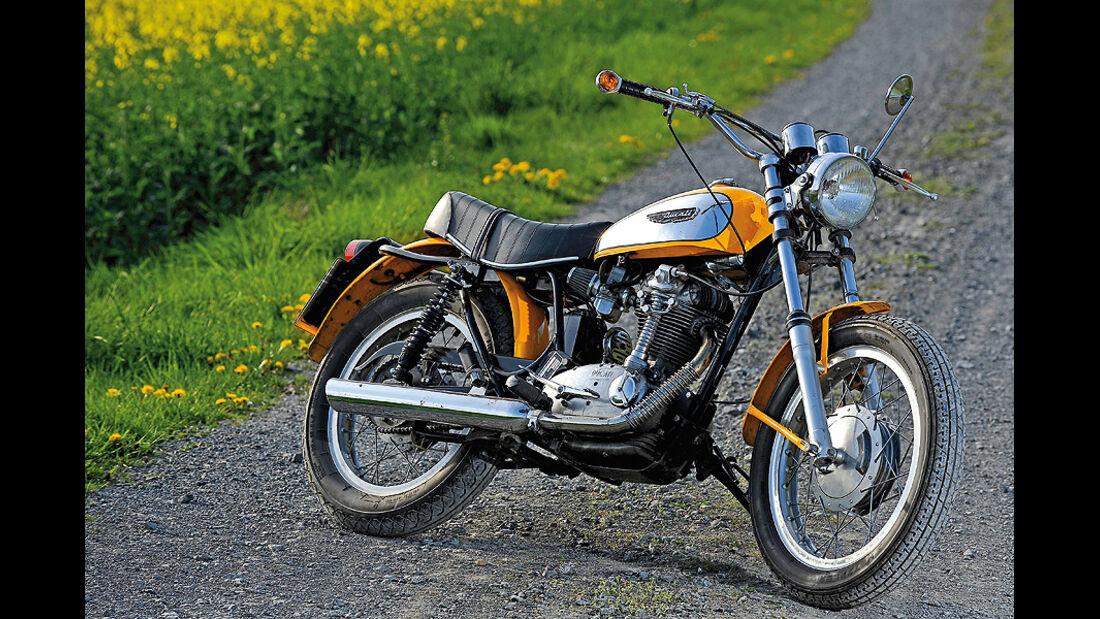 Ducati 350 Scrambler