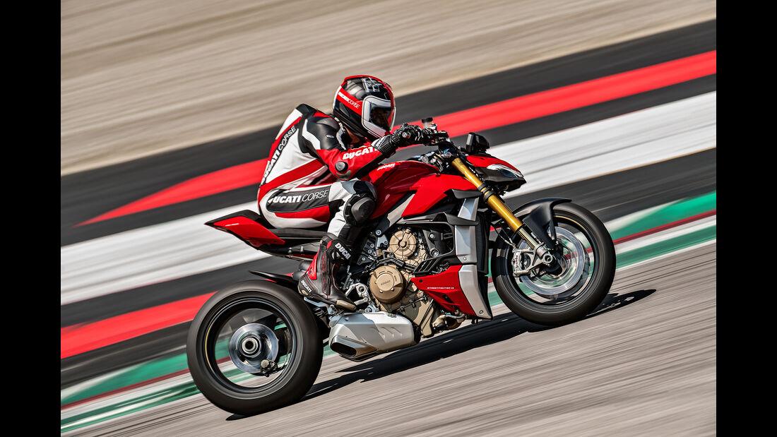 Ducati Streetfighter V4 Modelljahr 2020