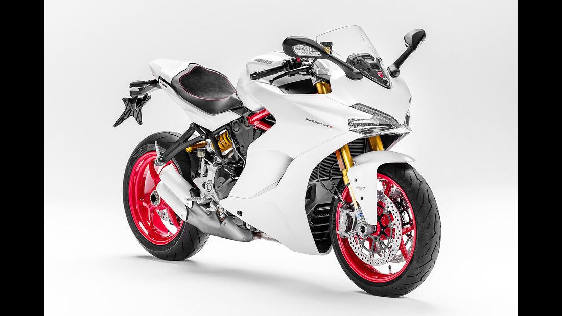Ducati SuperSport Motorrad