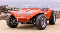 Dune Buggy driven by Steve Mcqueen in the Thomas Crown Affair
