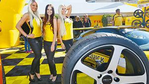 Dunlop, Gridgirls