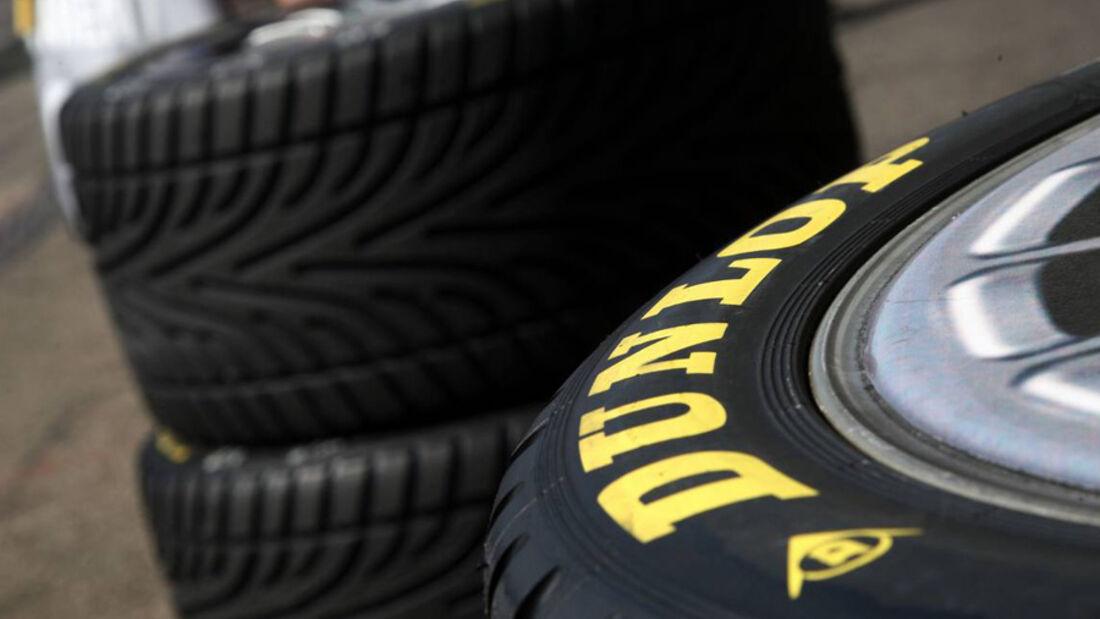 Dunlop Reifen DTM