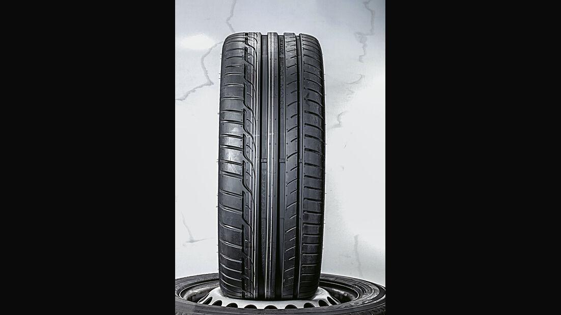 Dunlop Sportmaxx RT - sport auto - Sommerreifentest 2015 - Sportreifen - Größe 235/35 R19