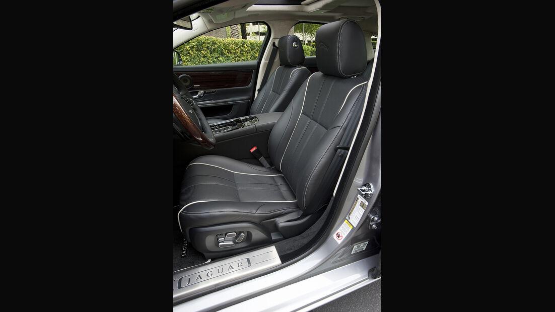Durch Neuengland mit dem Jaguar XJ Supersport