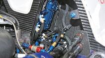 Durchflussmengenbegrenzer, Messsystem, Motor