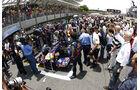 Durchschnittlicher Startplatz, Vettel