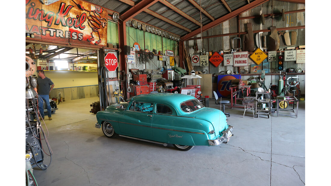 Dwarf Cars, Miniaturautos, Garage