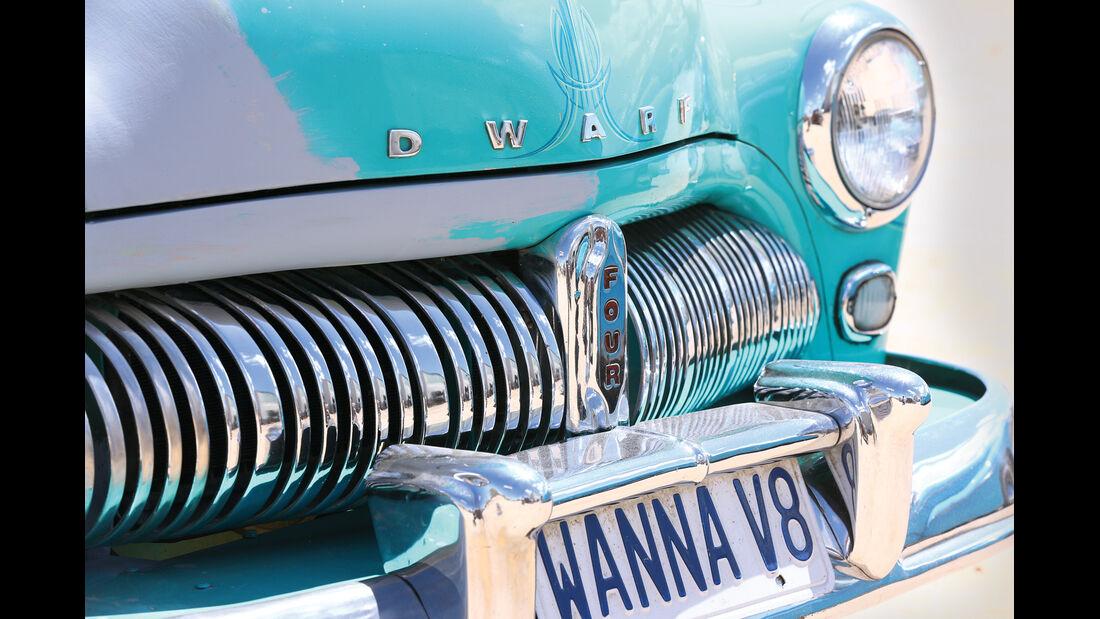 Dwarf Cars, Miniaturautos, Grill