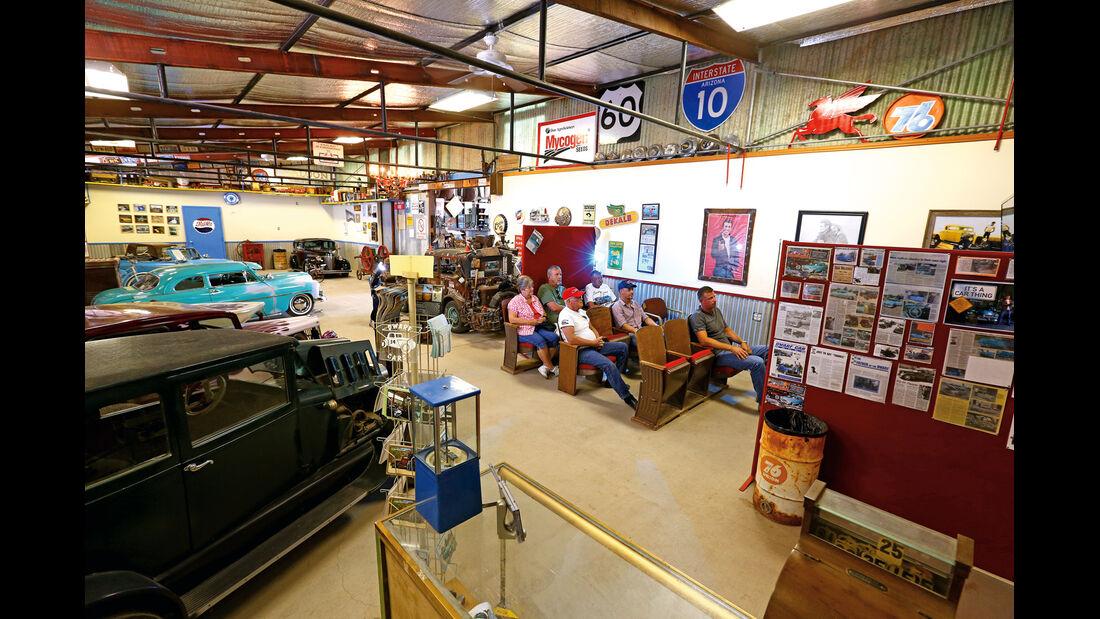 Dwarf Cars, Miniaturautos, Museum