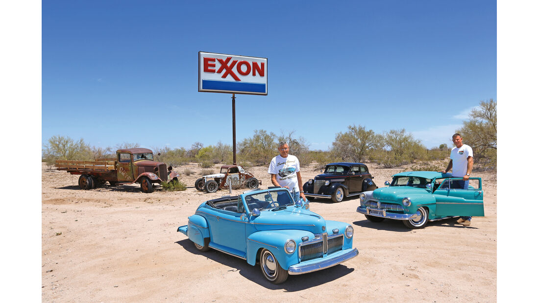 Dwarf Cars, Miniaturautos, Sammlung