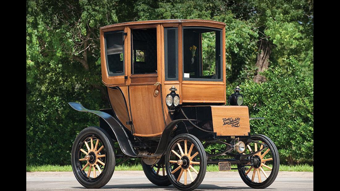 E-Auto Holz