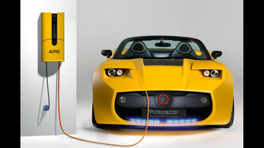 E-Auto Ladekozepte, Protoscar Lampo 2