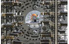 E-Auto Mute der TU München, Strickmaschine, die Crashboxen flechtet