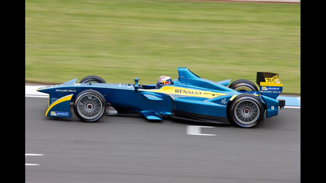 E-Dams - Formel E 2014