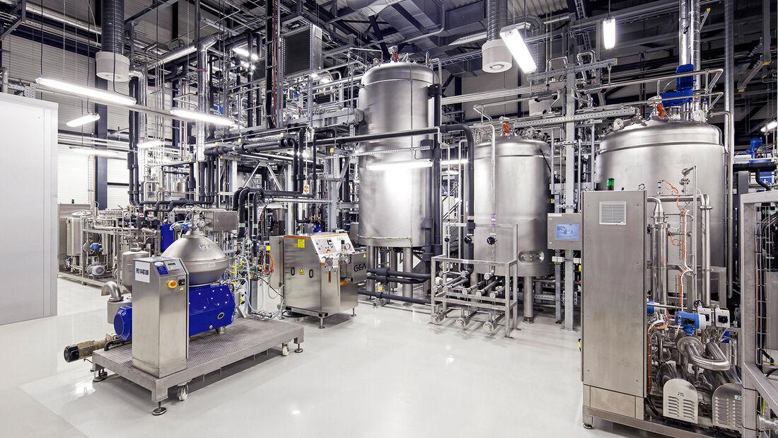 E-Fuels, Produktion