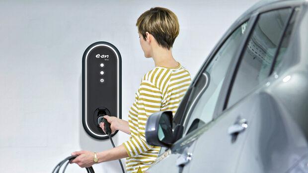 E.ON Drive eBox smart Wallbox