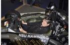 E-Rennauto HSU Hamburg