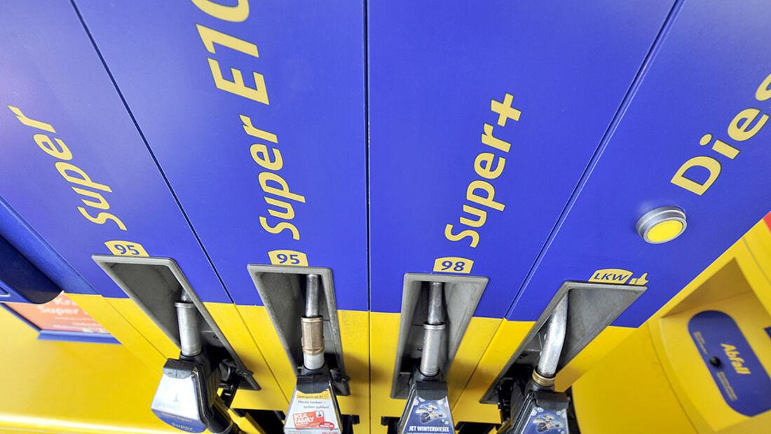 E10 Kraftstoff, Biosprit