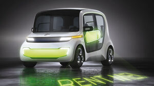 EDAG Lightcar Sharing