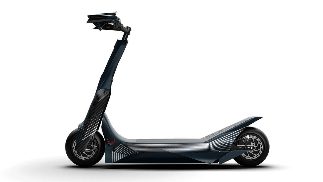 ESKOOTR S1-X Rennscooter