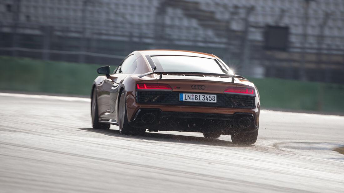 ESP-Regelsysteme, Audi R8 V10 Performance