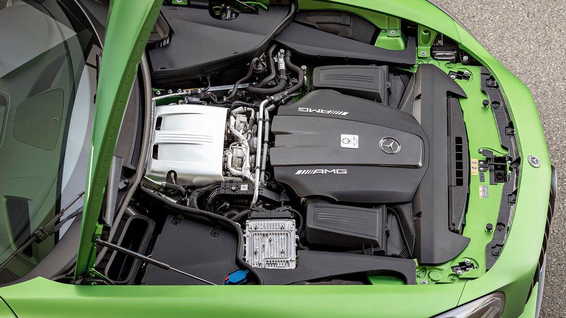 ESP-Regelsysteme, Mercedes-AMG GT R