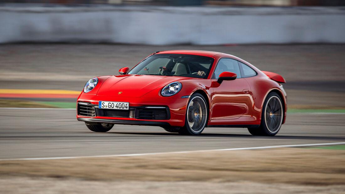 ESP-Regelsysteme, Porsche 911 Carrera S