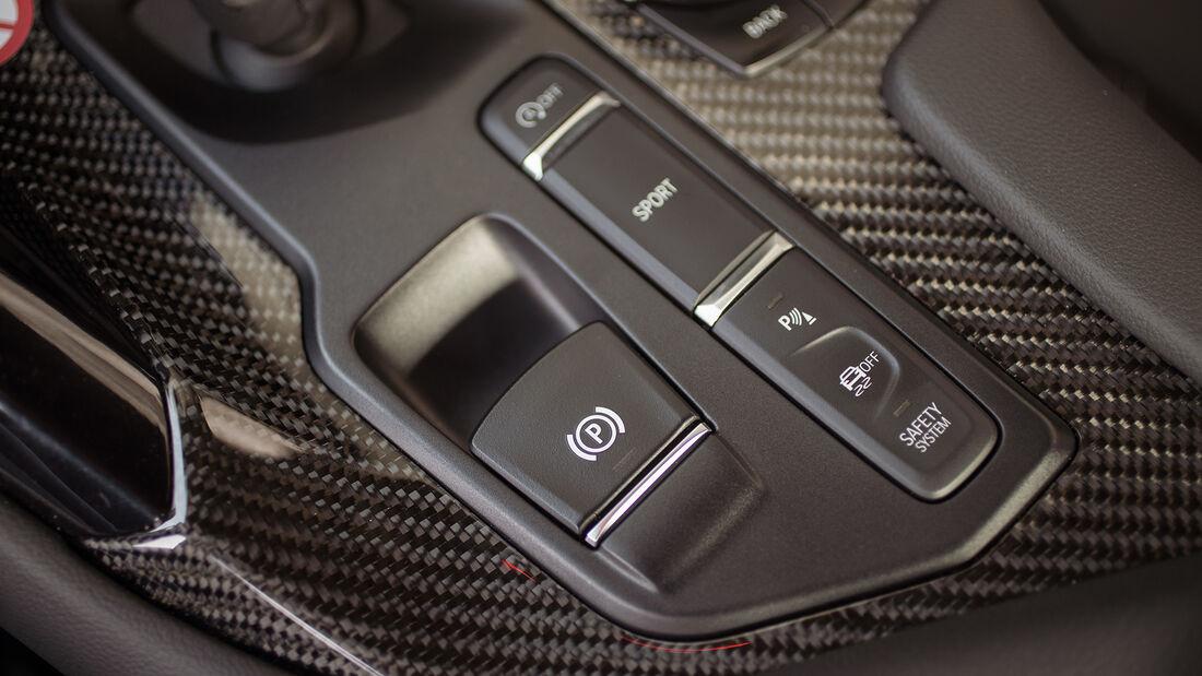 ESP-Regelsysteme, Toyota GR Supra